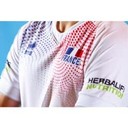 Maillot Homme BLANC Equipe De France Volleyball 2020