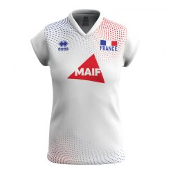 Maillot Femme BLANC Equipe De France Volleyball 2020